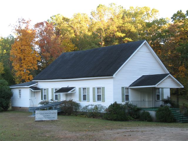Bethlehem Primitive Baptist Church